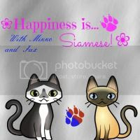 Happiness is Siamese