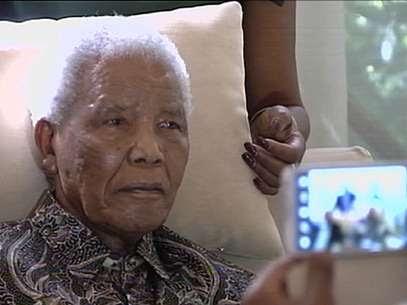 Ex-presidente sul-africano Nelson Mandela Foto: AFP