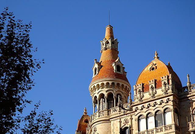 Casa Rocamora: Renaissance-Gothic-Inspired Art Nouveau  [enlarge]