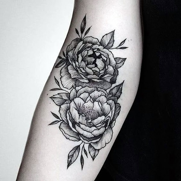 New and Trendy Dotwork Tattoo Ideas for 2016 (46)