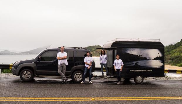 Equipe + trailer