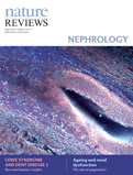 Nature Reviews Nephrology cover