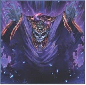 遊戯王2冥界の魔王ハデスと深淵の冥王の物語考察イラスト