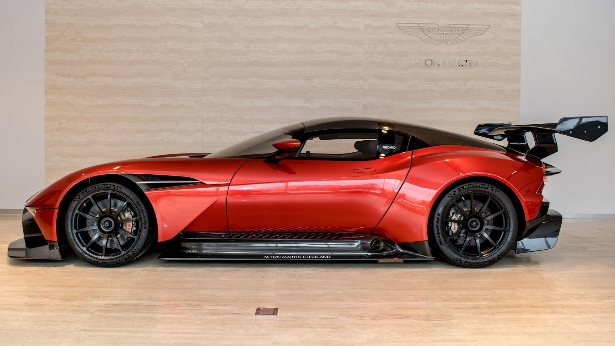 Aston Martin Vulcan Sound Drone Fest