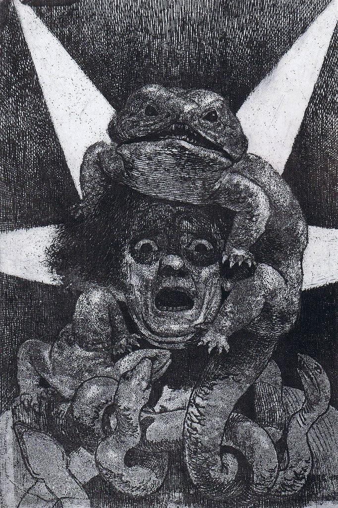 Valère Bernard - Cauchemar:Nightmare