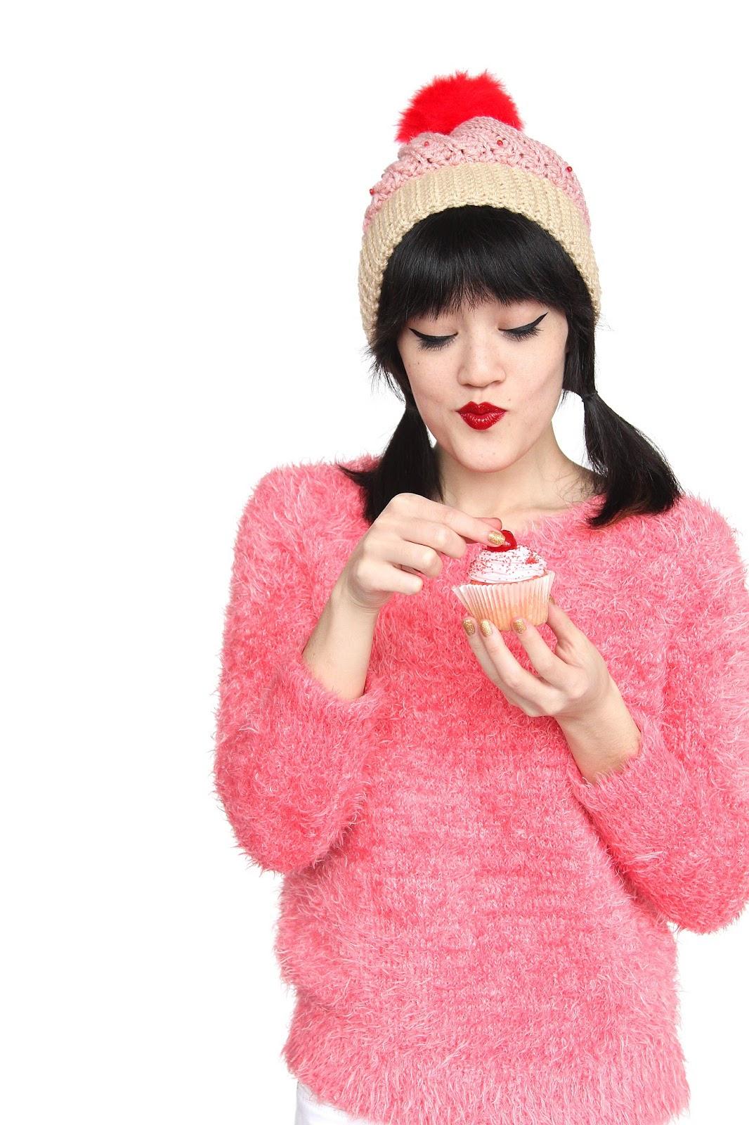 Diy Crochet Cupcake Hat