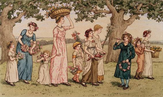 File:Kate Greenaway - May day.jpg