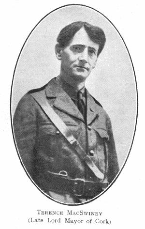TERENCE MACSWINEY (Late Lord Mayor of Cork)