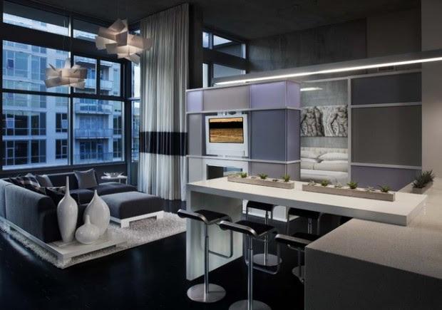 Modern Condo Interior Design Ideas - Home Design Jobs
