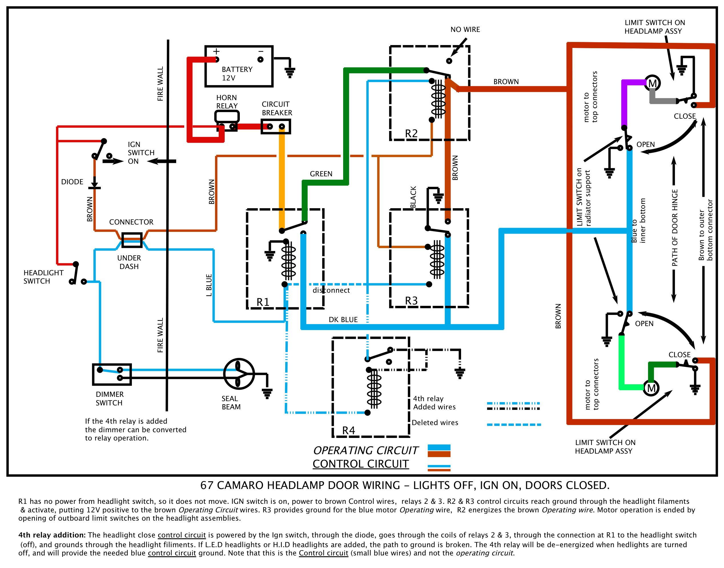 166e68a 1967 Chevelle Ss Wiring Diagram Schematic Wiring Library