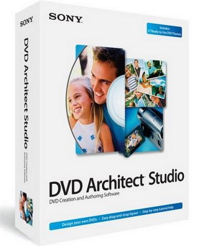 Sony DVD Architect Studio 5.0.186 Final Repack by D!akov