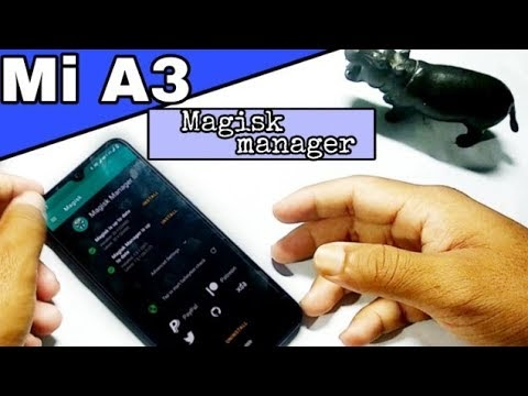 How To Root Mi A3