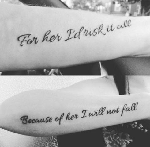 tatuagem para mãe e filha 7