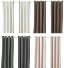 Window Curtains and Drapes in Brand:IKEA, Type:Unlined Panels | eBay