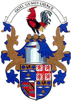 The armorial bearings of Ralph Brocklebank