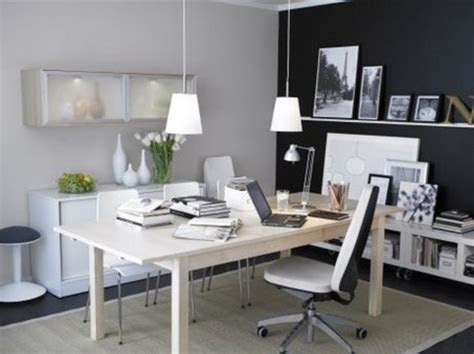 home office decoration furniture   working  fun