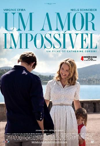 Um Amor Impossível : Poster
