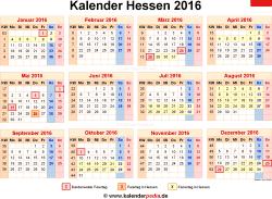 Kleid Kalender 2016