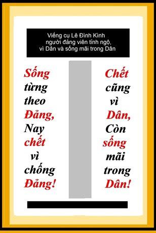 Cau doi vieng cu Le Dinh Kinh