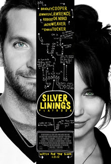 Silver-Lining Playbook Theater Poster