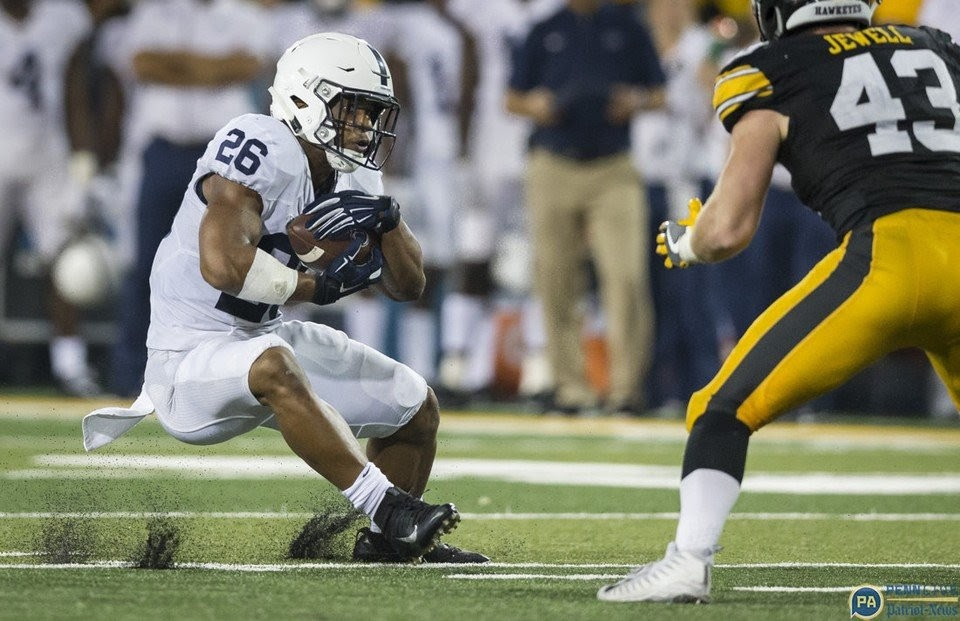 Image result for saquon barkley september 23 2017