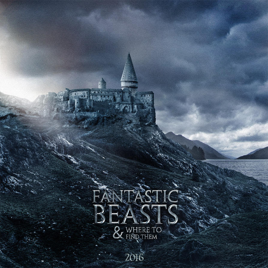 FANTASTIC BEASTS AND WHERE TO FIND THEM Teaser by Umbridge1986