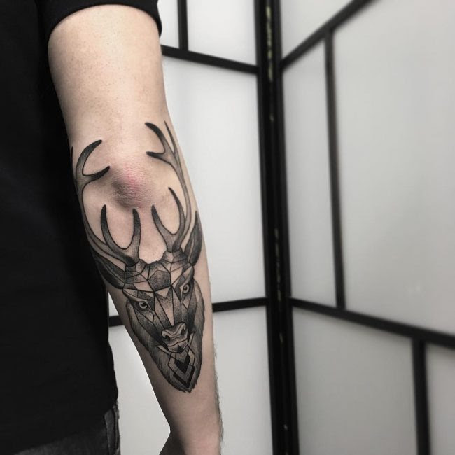 120 Best Elbow Tattoo Designs Meanings Popular Types 2019