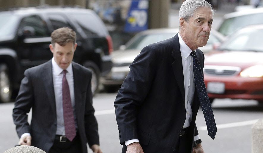 FBI Director Robert S. Mueller III was named as special counsel to oversee the ongoing investigation into Russian interference in the 2016 presidential election. (AP file) ** FILE **