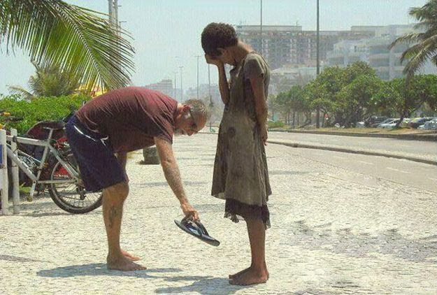 21 Pictures That Will Restore Your Faith In Humanity - Definitely check out this post. Some of the photos will choke you up a bit...
