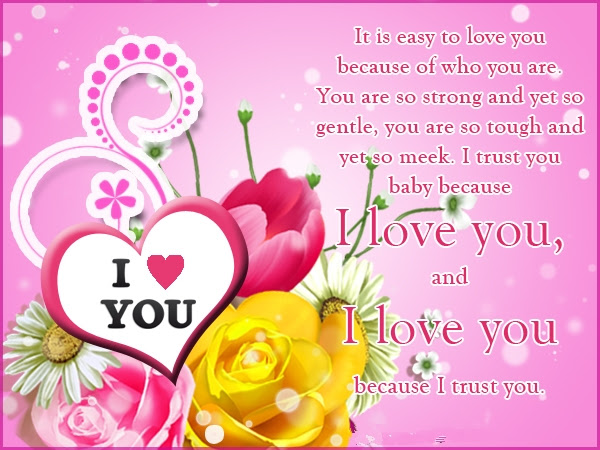 Messages Collection I Love You Picture Messages