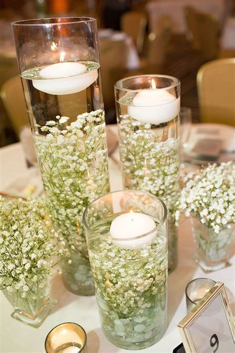 25  best ideas about Submerged flower centerpieces on
