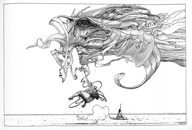 Moebius - 40 Days in the Desert - 020