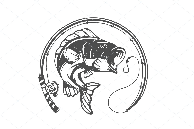 Download Fishing Hook Svg Fishing Hook Cut File Fishing Svg Fishing Hook Sil Designs Nook