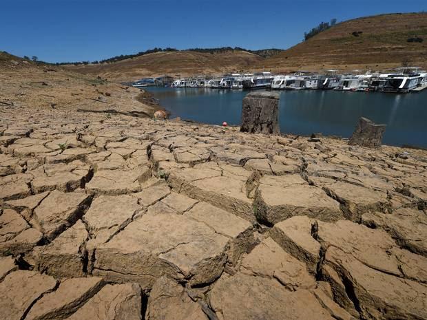 California, crisi siccità