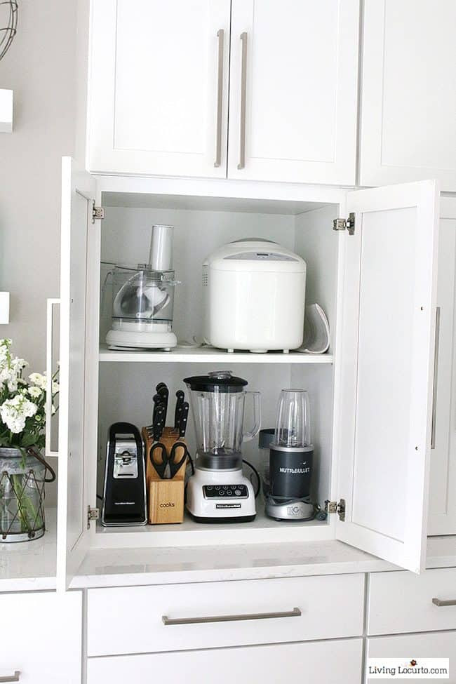 10 Clever Organization Ideas for Your Kitchen | Kitchen ...