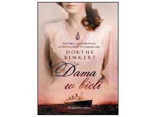 """Recenzja książki """"Dama w bieli""""."""