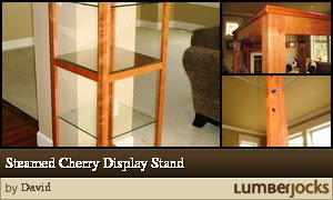 Click for details: Steamed Cherry Display Stand