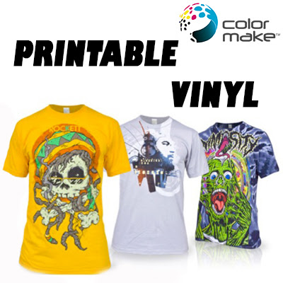 Printable Vinyl - Colormake