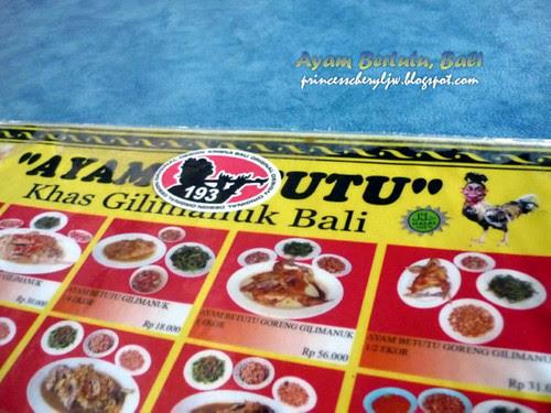 Ayam Bertutu Bali 01