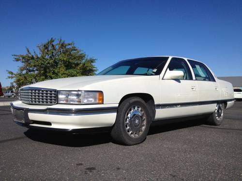 1996 Cadillac Deville 4 Door Sedan for Sale in Colona ...