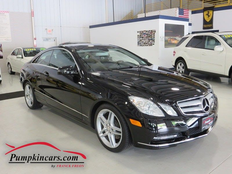 2013 MERCEDES-BENZ E350 4MATIC COUPE in New Jersey (NJ ...
