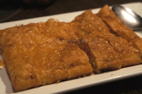 Lotus Paste Pancake (RM13.80)