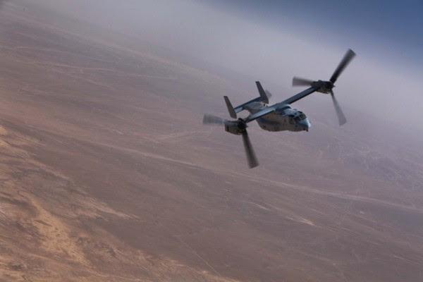 Bell Boeing V-22 Osprey (Imagem: hdwallpapersfactory.com)