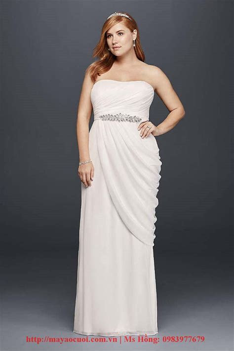 Plus Size Wedding Dresses Bridal Gowns With Sleeves