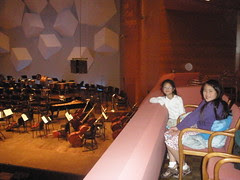 Girls at the Minnesota Orchestra
