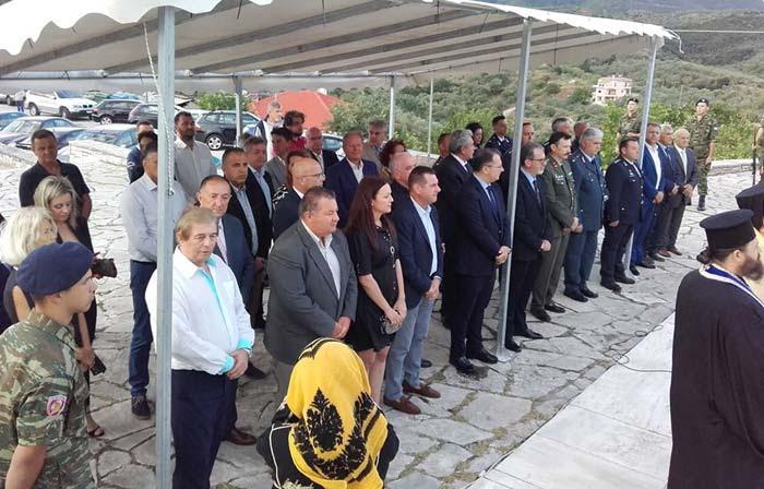 Άρτα: Φιλελλήνια 2020 - Τελετή μνήμης για τους πεσόντες στη «Μάχη του Πέτα»