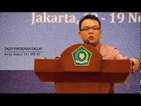 Ketua Komisi VIII DPR-RI Saleh P. Dulay; Persoalan Haji Luar Biasa