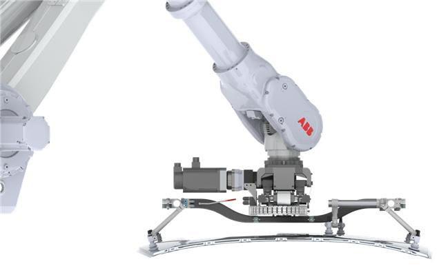 IRB6660FX CFTooling Tooling