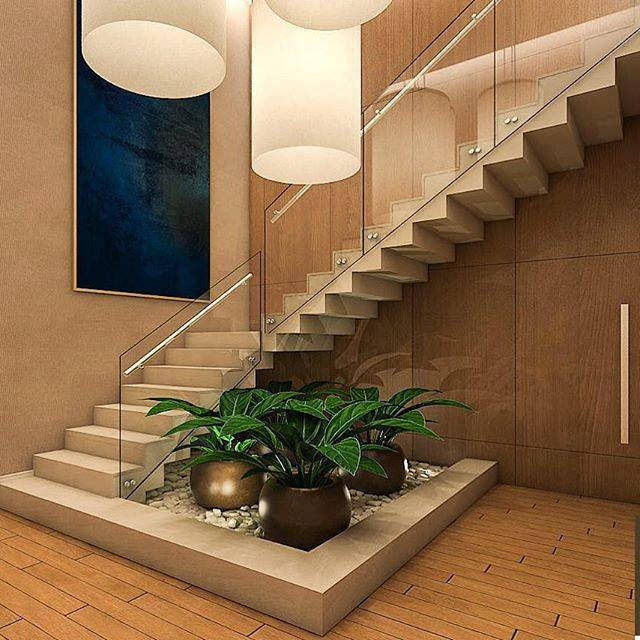 stairs design design in india 6