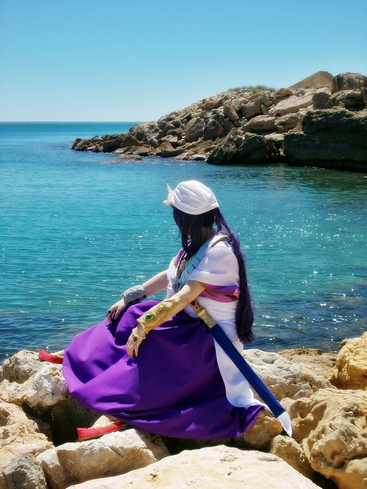 [Magi] Sinbad - Welcome to Sindria!! by uchiha3233itachi